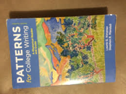 Patterns For College Writing Fascinating Patterns For College Writing A Rhetorical Reader And Guide 48th