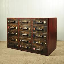 Vintage factory furniture Stools Vintage buttons Cabinet Original House Vintage Buttons Cabinet Vintage Factory Furniture Original House