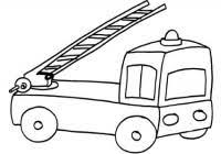 Disegni Per Bambini Di Camion E Tir Da Colorare Immagini Da Stampare