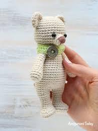 Crochet Bear Pattern Mesmerizing Cuddle Me Bear Amigurumi Pattern Amigurumi Today