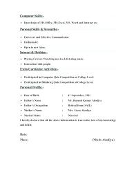 Resumes On Microsoft Word 2007 Resume Template In Microsoft Word 2007 Dew Drops