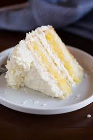 Coconut Cake With Pineapple Filling Tastes Better From Scratch