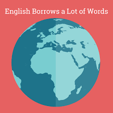 Which Words Did English Take From Other Languages Everything