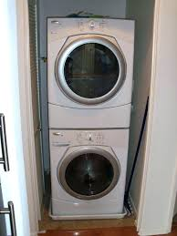 whirlpool stacked washer dryer. Whirlpool Stacked Washer Dryer Dimensions