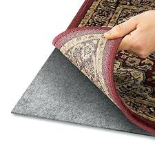 area rug pads for wood floors area rug pad with grip tight technology non slip padding area rug pads for wood floors