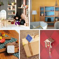 diy dollhouse furniture. 30 diy dollhouse furniture links plus how to make a pom armchair diy