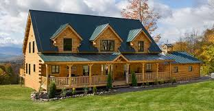 Small Picture Here is What a 180k Log Cabin Kit Looks Like Stunning Click for