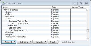 Quickbooks Creating A More Meaningful Payroll Expenses