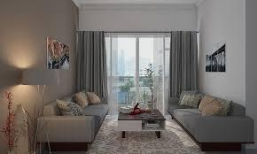 Warm Grey Living Room Ideas Wall