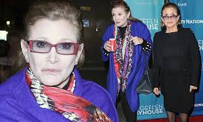carrie fisher 2014. Fine Carrie Backstage At The Geffen Los Angeles America  22 Mar 2014 Throughout Carrie Fisher