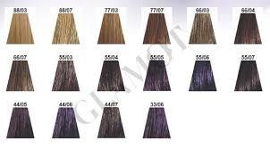 Wella Professionals Color Touch Plus Semi Permanent Hair