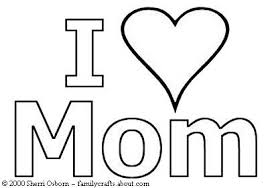 Small Picture Beautiful Ideas I Love My Mommy Coloring Pages Love You Mom And