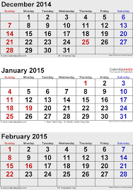 february 2015.  February 3 Months Calendar JanuaryFebruaryMarch 2015 In Portrait Format Inside February