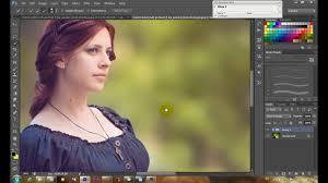 lightroom vs photo cs6 tutorial beginners blanding color effect