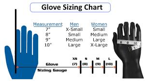 Ansell Gloves Sizing Chart Www Bedowntowndaytona Com