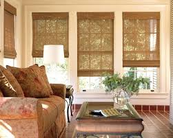 bamboo window shades lovely bamboo roman