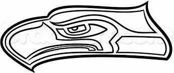 Seahawks Symbol Printable 2675358