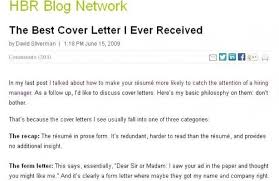 Good Resume Cover Letter Inssite Regarding The Best Cover Letter