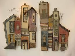 wall art design ideas southwestern outdoor ceramic on interior fascinating image of small bathroom decoration usi