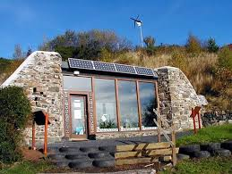 Image result for what is a earthship?