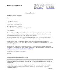 Cover Letter On Invitation Letter Sample To Visit Australia Best Of