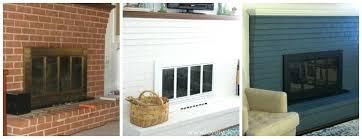 brick fireplace mantel and white brick fireplace mantel ideas