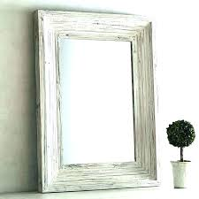 distressed wall mirror rectangular mirrors wall mirrors distressed wall mirror medium size of framed wall mirrors distressed wall