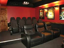 Small Picture Cool Home Theater Decor Stylish Home Theater Decor Gallery