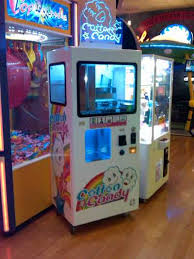 Cotton Candy Vending Machine Stunning Starting A Vending Machine Business Used Amusement Park Rides