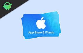 t redeem apple gift card or app