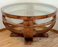 art deco coffee table art coffee table round glass top art deco coffee table melbourne