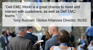 "Emc Quote Stunning Second To None"" Technology Partners Gather For The Inaugural Dell"