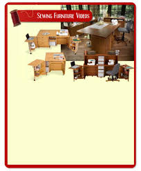 Tailormade Sewing Cabinet Sewing Furniture Retail Store In St Louis Fenton Sew Vac