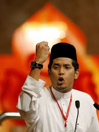 Image result for khairy jamaluddin