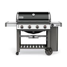 weber genesis ii e 410 liquid propane gas grill best modern gas grill
