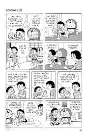 Tập 2 - Chương 6: Búp bê tự thú - Doremon - Nobita