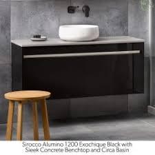 Sirocco Alumino Vanities 1500
