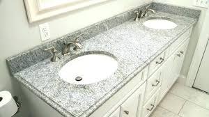 top paint bathroom vanity countertop