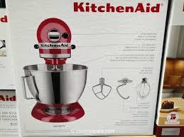 kitchenaid professional 600 costco qt stand mixer series