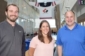 Hockey Canada Officials View The Recc As A World Class