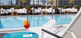 luxury pools in new york city