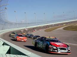 Nascar Race Photo