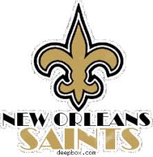 New Orleans Saints Graphics Sticker for iOS & Android | GIPHY