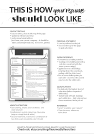 Minimalist Cv Resume Template Instant Download 1 2 Page Resume