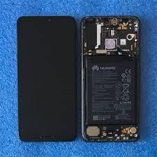 "<b>Original LCD</b> Frame For <b>6.1</b>"" Huawei P20 Pro Axisinternational <b>LCD</b> ..."