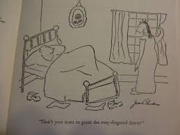 diary of an autodidact alarms and diversions by james thurber clearly mr thurber shared me a knowledge of homer and an annoyance at morning people