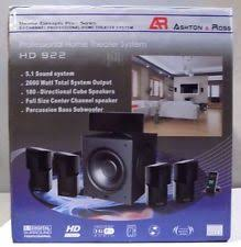 lennox home theater system. ashton \u0026 ross hd-922 professional home theater system 5.1 sound 2000w new lennox