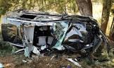 שני פצועים בהתהפכות רכב בצומת זיקים