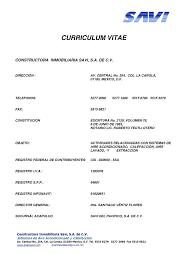 modelo de un resume en espanol hotel villa google curriculum