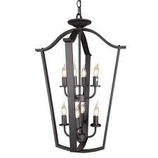 white foyer pendant lighting candle. LNC 2 Tier Entryway Foyer Pendant Lights 8-light Lantern Chandeliers White Lighting Candle